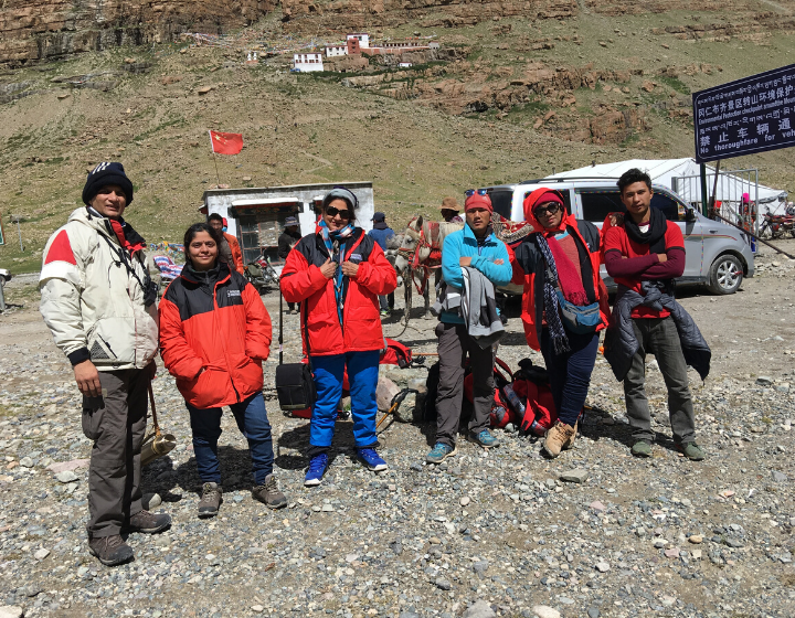 Overland Kailash Yatra