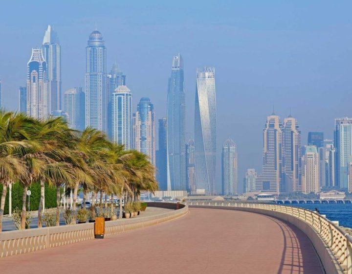 Dubai Ultramodern Architecture City